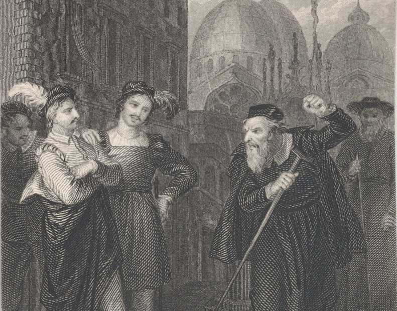 Shylock in the Merchant of Venice